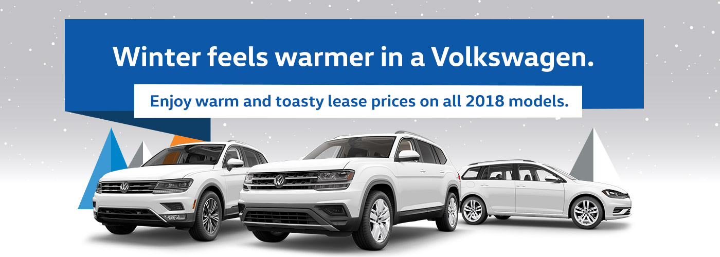 Volkswagen January Offers