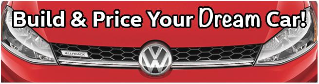 Volkswagen build and price