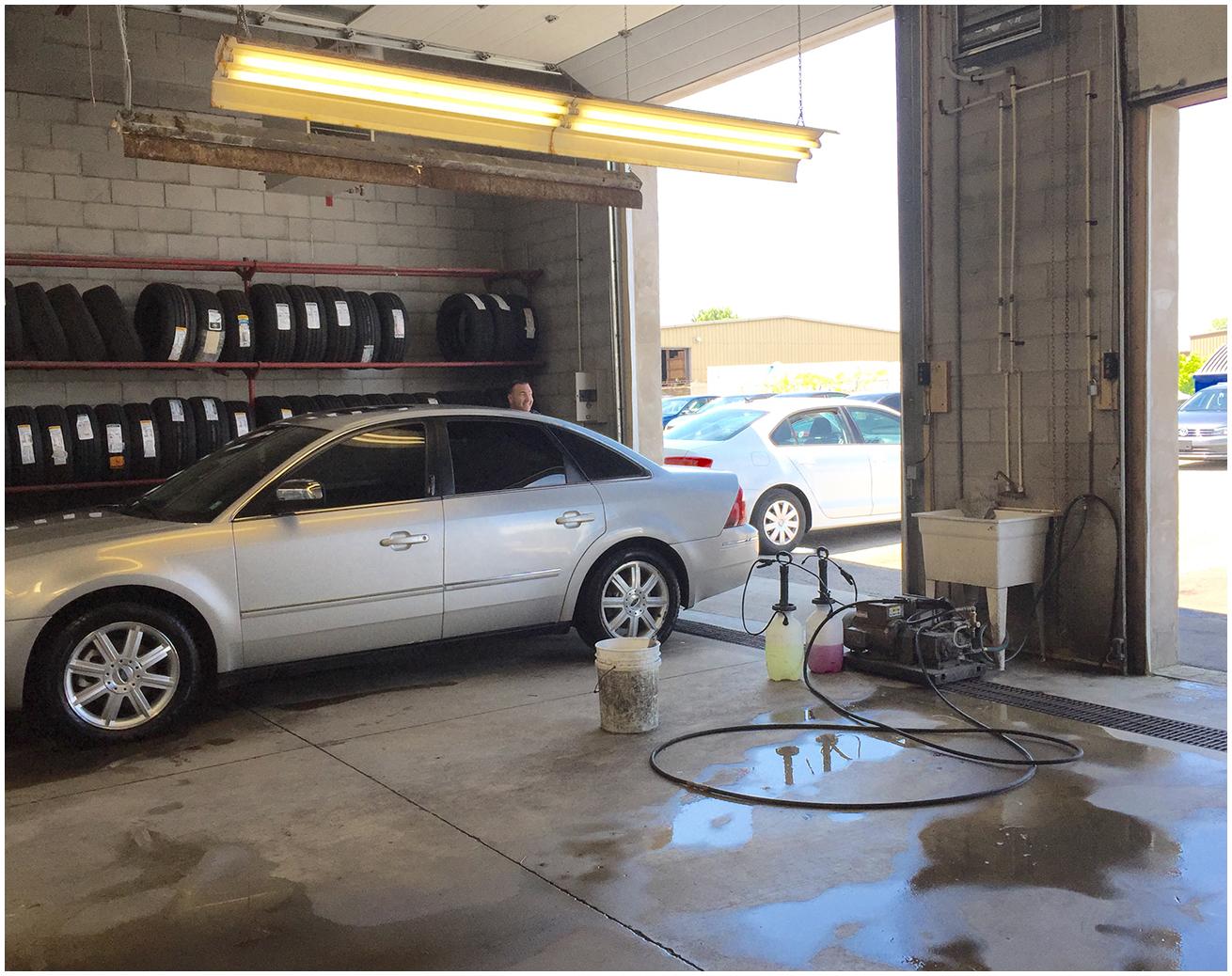 Brantford Volkswagen Car Clean Up Detail