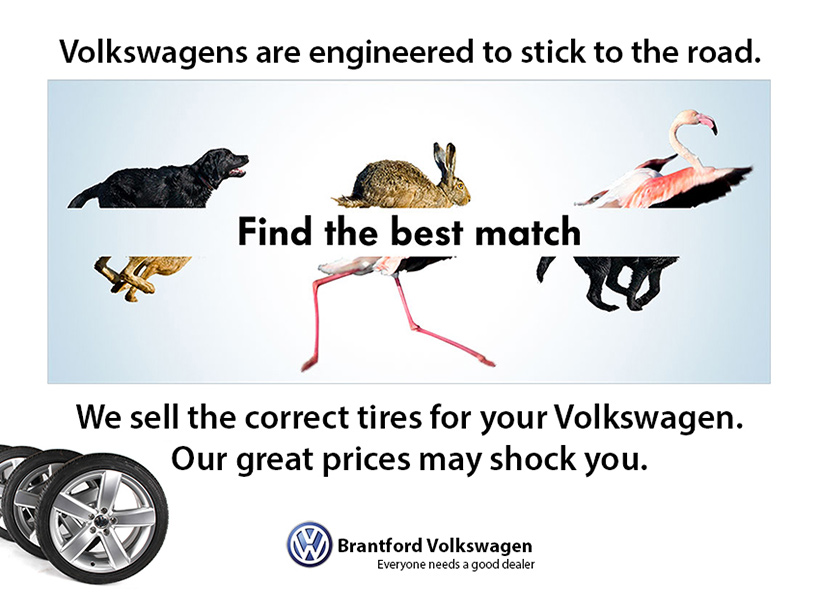 Get the right tires for your Volkswagen