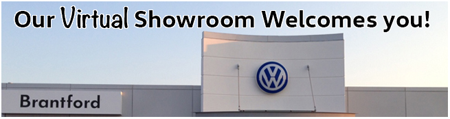 Volkswagen virtual showroom