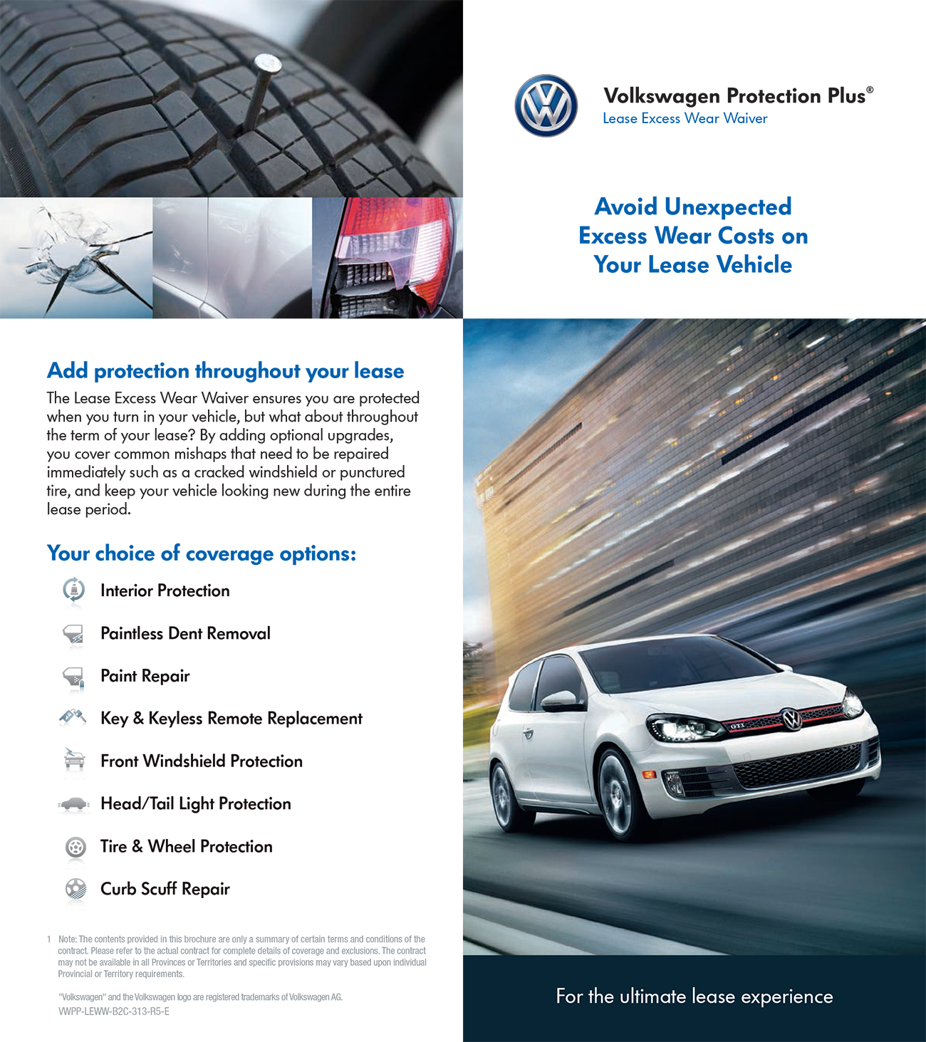 avoid excess lease wear charges