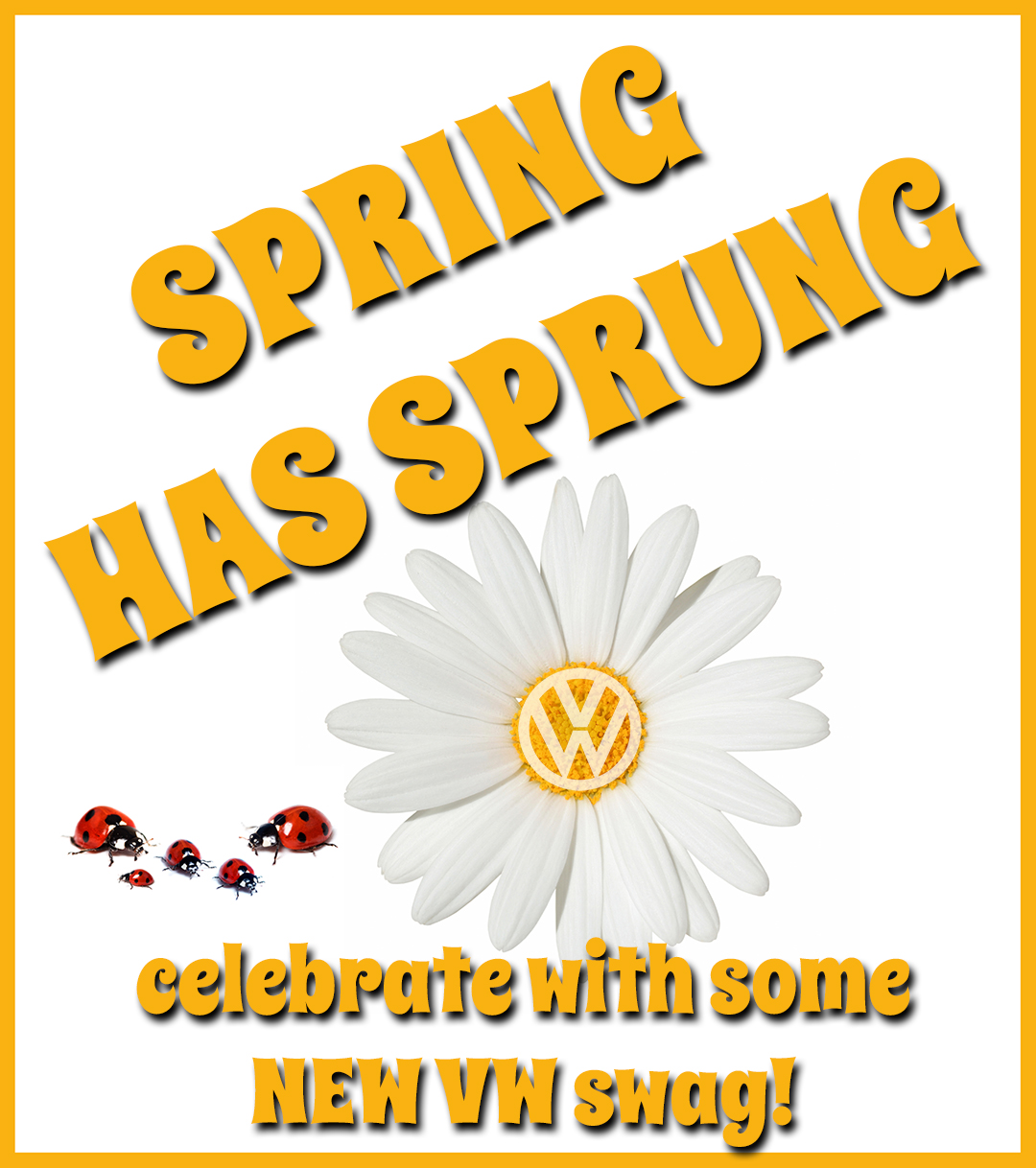 web spring swag sign