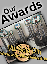 brantford volkswagen gold pin award winners wolfsburg crest club winners