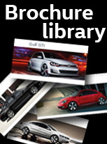 new volkswagen model brochure library