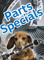 brantford volkswagen current parts specials