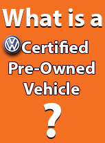 Volkswagen certified pre owned have passed  a 112pt inspection and you are rewarded with low finance rates!