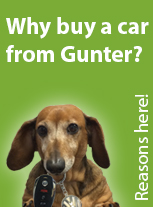 Ready for a fun experience buying a car? Gunter has you covered.