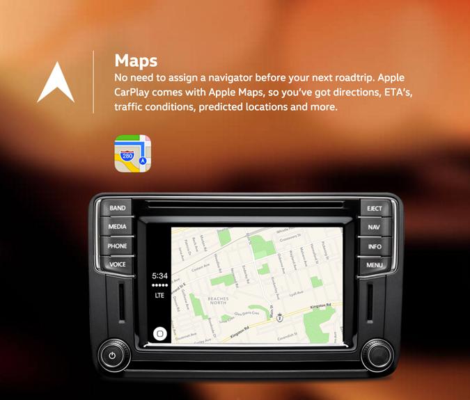 app connect app map