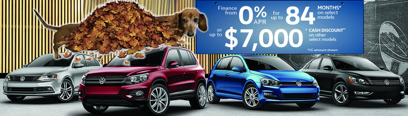 Summer Volkswagen Savings 0% for 6 years!