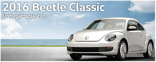 2016 Beetle Classic coupe
