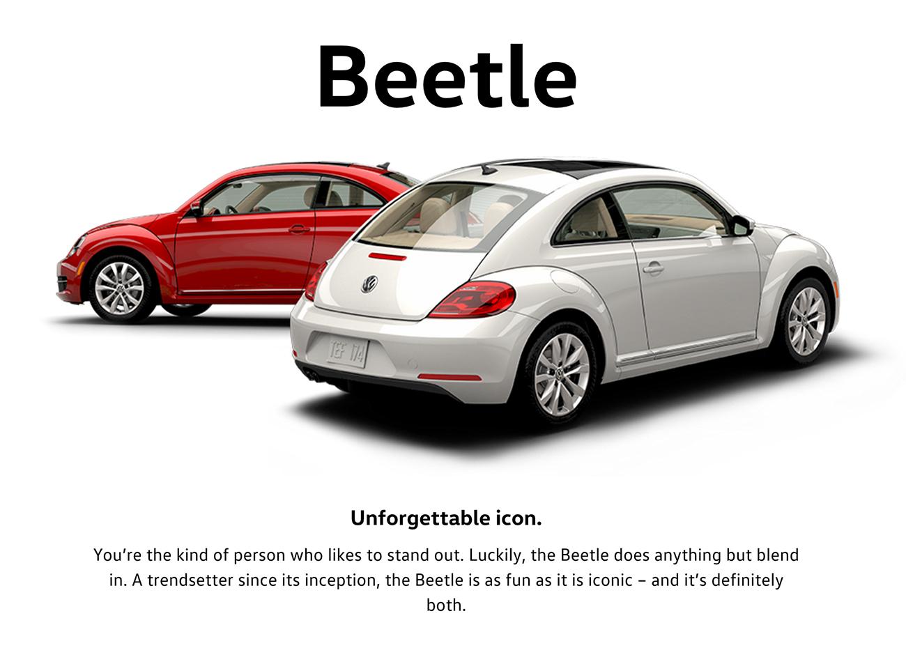 2016 Beetle Brantford Volkswagen