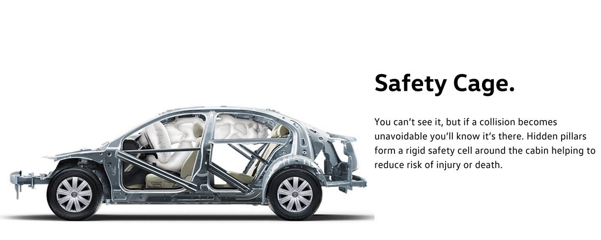 2016 Jetta Safety Cage