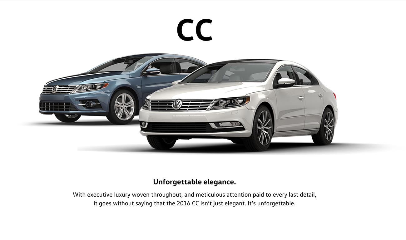 2016 CC Brantford Volkswagen