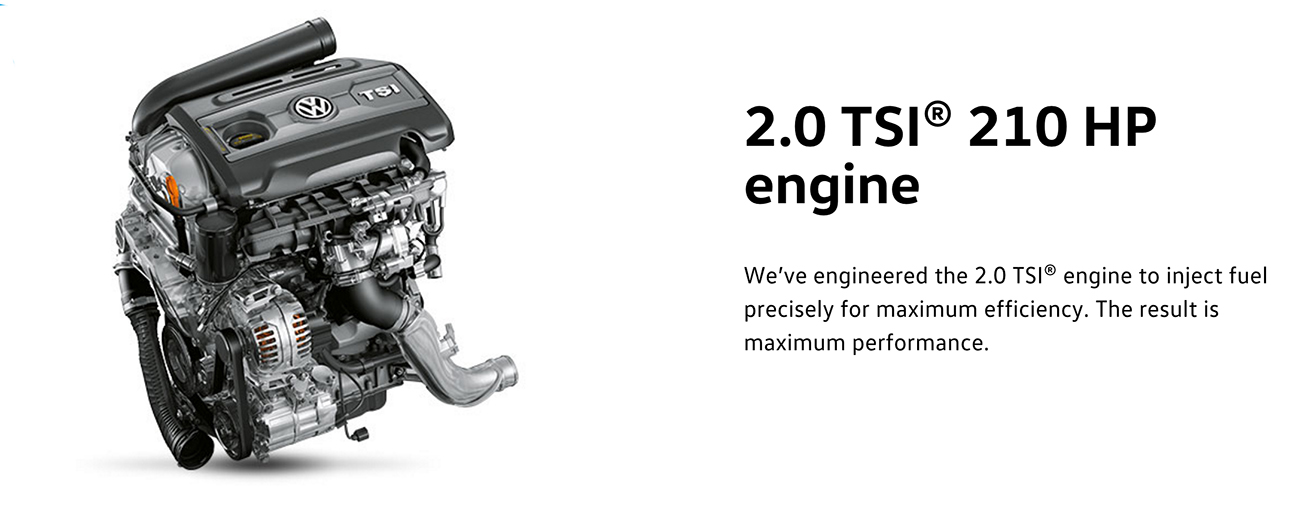 2016 gti engine