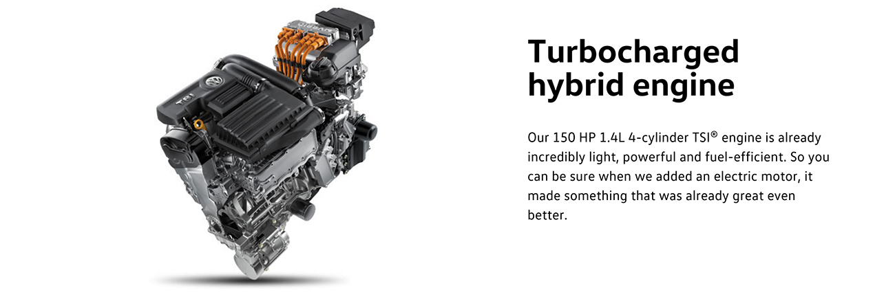 2016 Jetta Hybrid engine