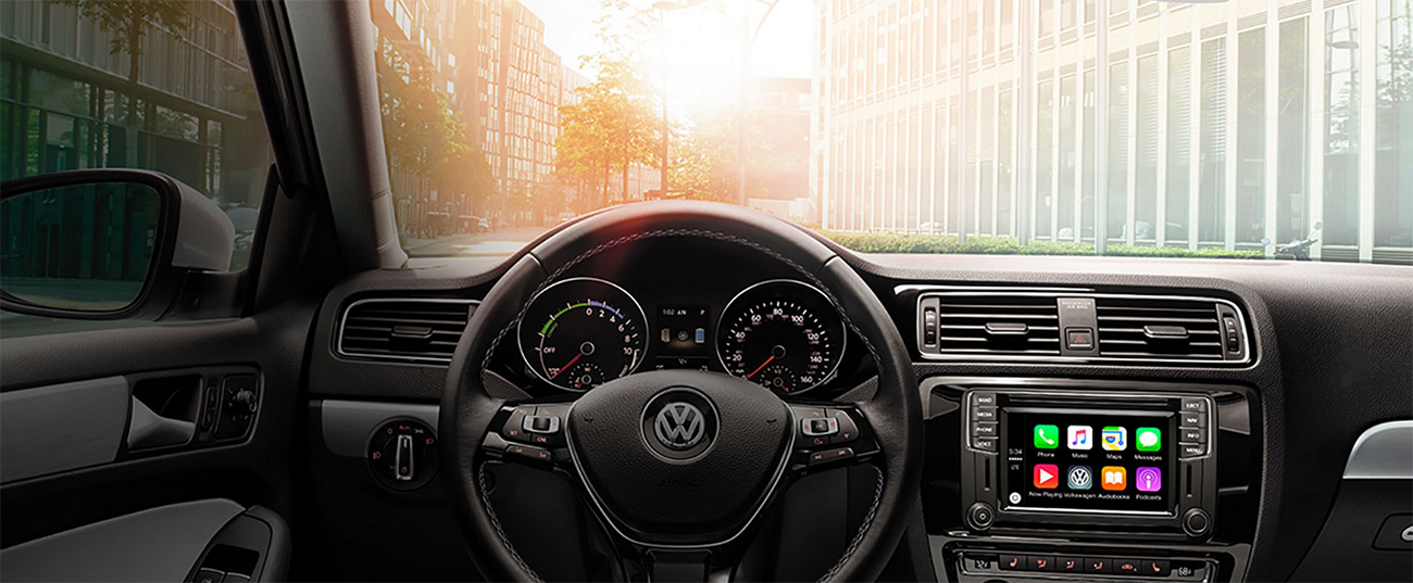 2016 Jetta Hybrid interior