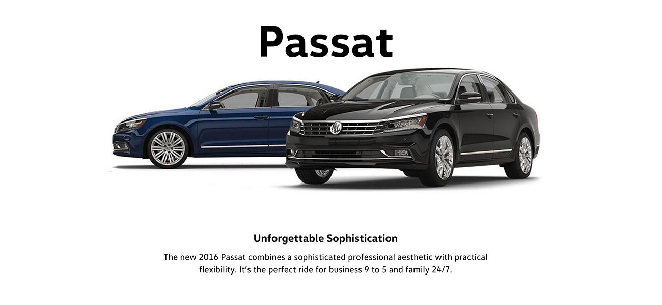 2016 Passat Brantford Volkswagen