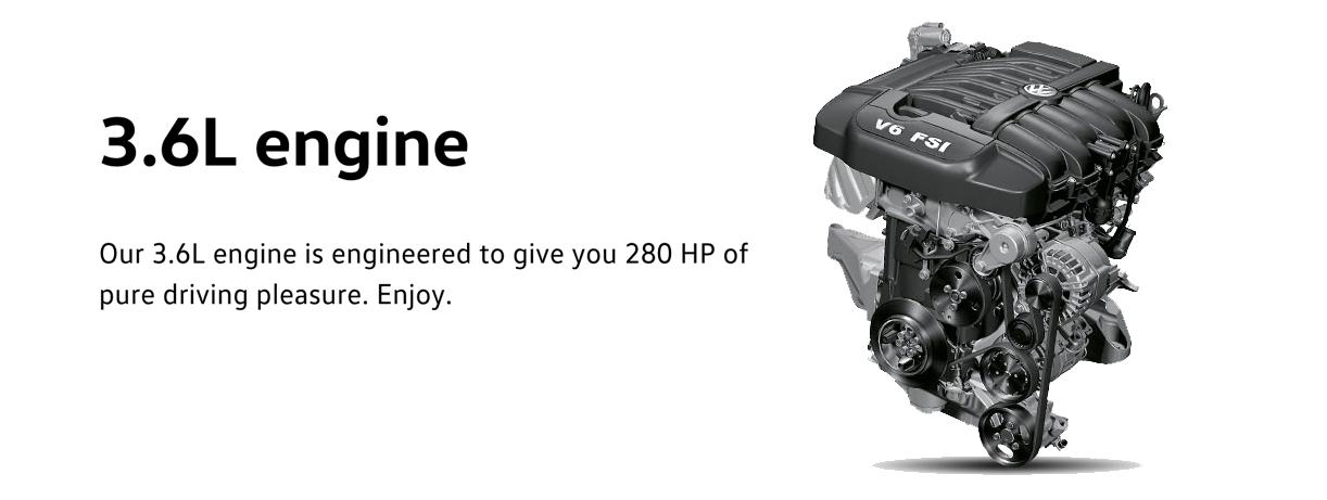 2016 touareg engine