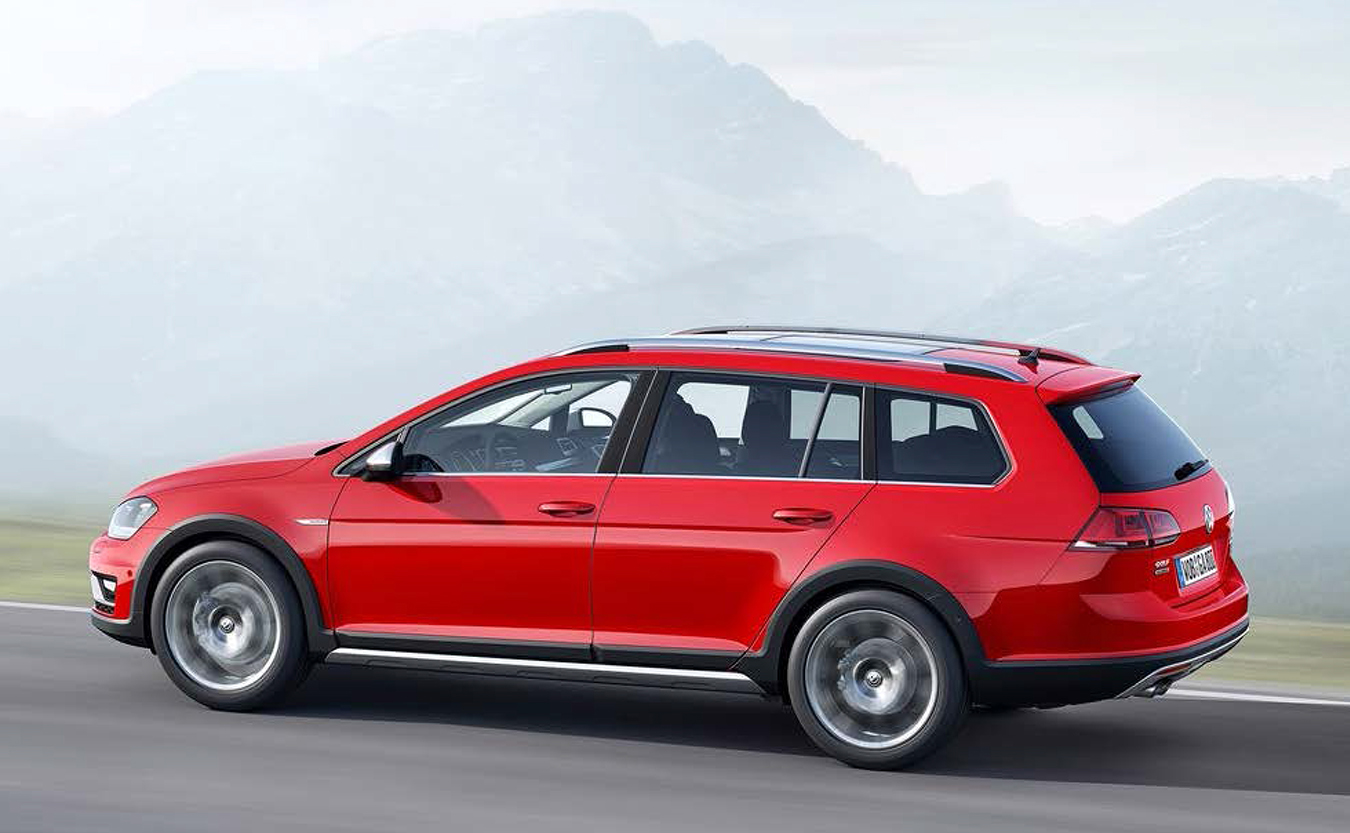 2017 Golf AllTrack AWD