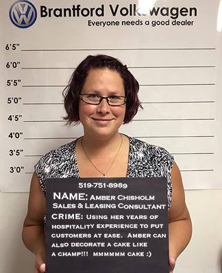 Amber Chisholm