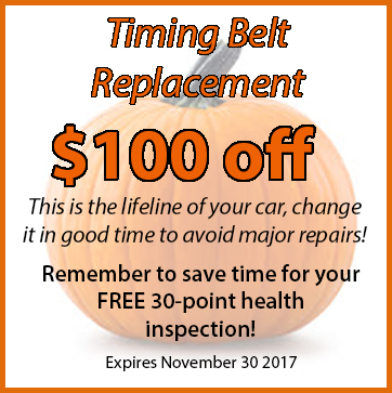 volkswagen timing belt replacement savings