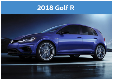 2018 model pic golf r