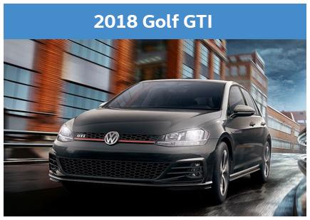 2018 model pic gti