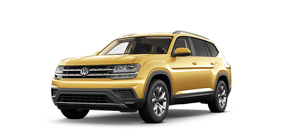2018 Atlas Trendline 3.6L with 4MOTION® AWD