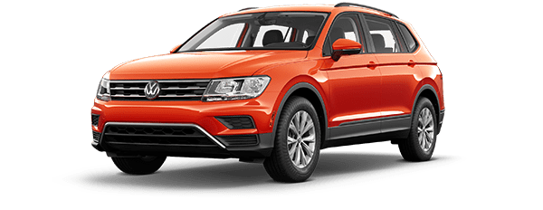 2018 Tiguan Trendline 2.0T with 4MOTION® AWD